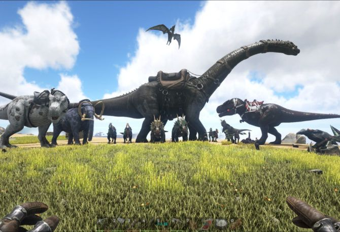 ARK: Survival Evolved - Experimental-Server ohne Taming #ARK #ARKSurvivalEvolved #Dino #Games #Gaming #Videospiele