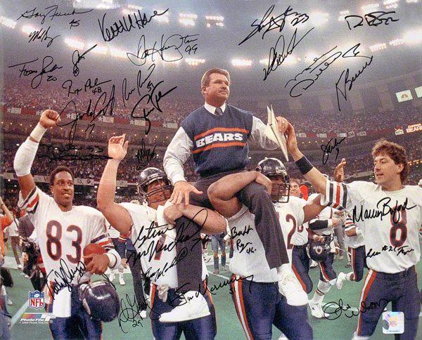 chicago bears 1985!