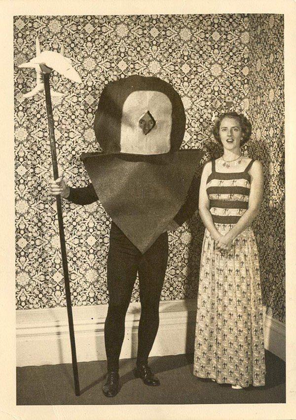 I più pazzi e spaventosi costumi di Halloween, da fine 800 agli anni '50