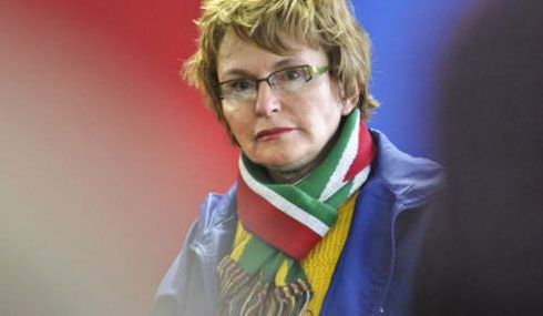 Helen Zille. Politician and leader.