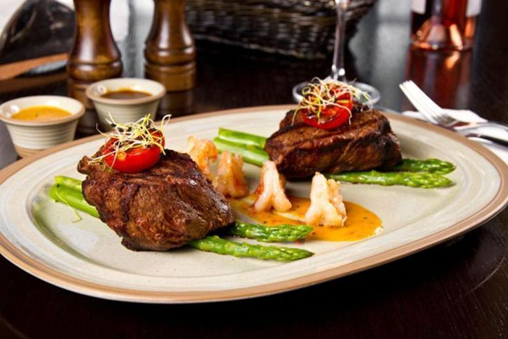 Surf & Turf for 2 or 4