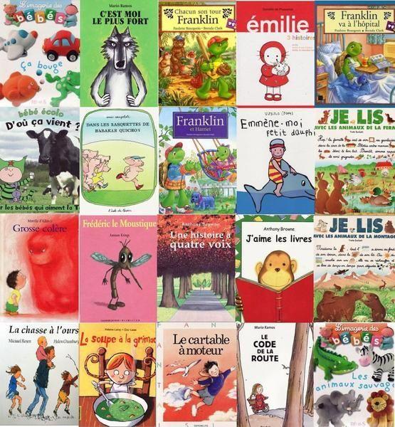 Collection de 55 livres pour enfants - Ecole des loisirs à télécharger gratuitement: