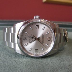 #Gents #Rolex #Air #King - #114200 - #Silver #Dial - #Dominos #Pizza €3,850 #Jewelry #The #Antiques #Room #Galway #Ireland