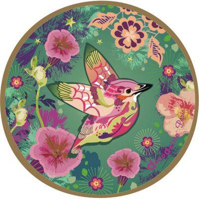 Boîte à bijoux Oiseau d'amour