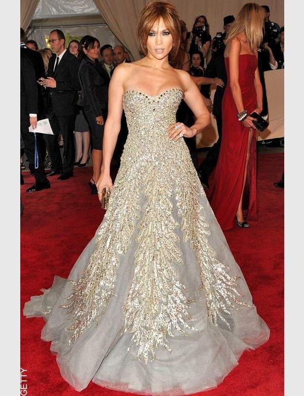 Jennifer Lopez in Zuhair Murad, The MET Ball, 2010