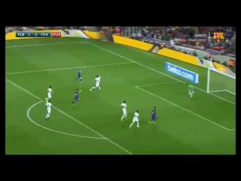 Barcelona vs Chapecoense  3 - 0 -Top Goal Leo Messi Full HD