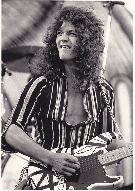 Eddie Van Halen The first EV that I loved. :)