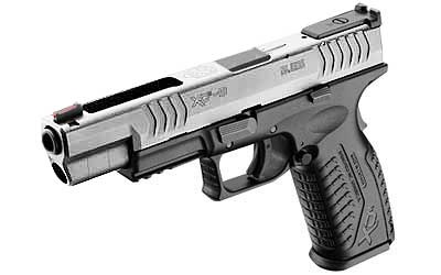 Springfield XDM Competition 5.25 9 mm (insert dreamy sigh!)