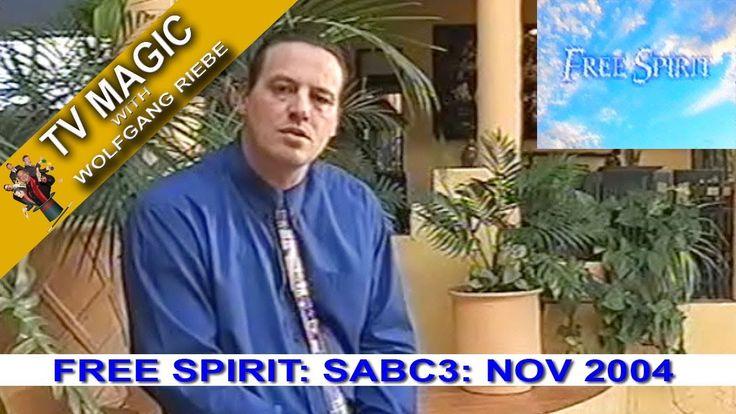 TV Magic Free Spirit Wolfgang Riebe Nov 2004
