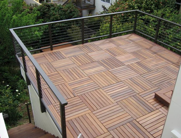 Teak deck tiles – Teak is a type of exotic wood which is very durable and requires little, if any, maintenance. This type of wood contains natural oils that delay the water and keep the wood from becoming brittle and crack. The same oil also repels termites and other boring insects. Which...