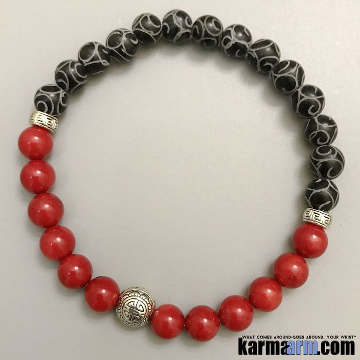 For example, black jade represents power, protection, wisdom and self-control. In a broader sense, the stone speaks to choosing the right path.  Black jade's power takes on the quality of purification and discharges negativity.  … Yoga Chakra Bracelet. Mens Energy Healing Karma Mala Stacks. Organic Reiki Jewelry.  . Mens Meditation Mala……