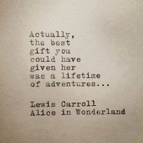 There is no better gift than a lifetime lived to it's fullest.
