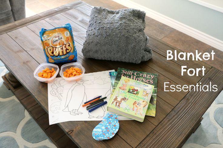 Blanket Fort Essentials