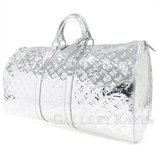 ルイヴィトン ボストンバッグ モノグラム ミロワール キーポル 旅行用バッグ M95275 LOUIS VUITTON ヴィトン バッグ