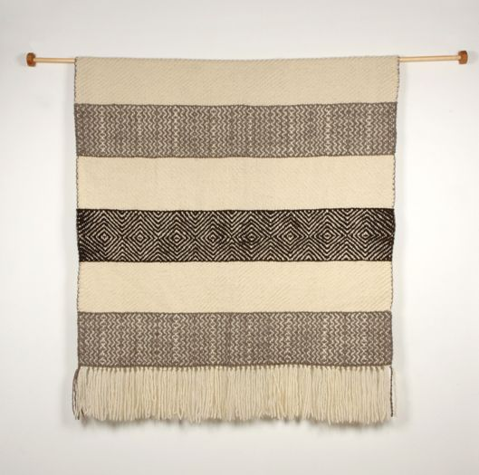Coast Salish blanket by Heather Johnson Jock