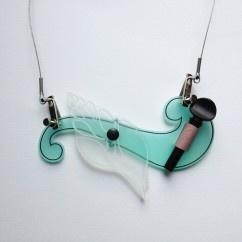 Cam Göbeği Kolye N6  - #tasarim #tarz #yesil #rengi #moda #hediye #ozel #nishmoda #green #colored #design #designer #fashion #trend #gift yeşil tasarım