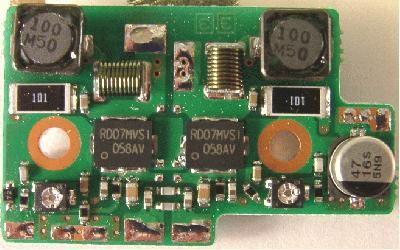 PA Unit für Yaesu FT-817 Part No. CB1333002