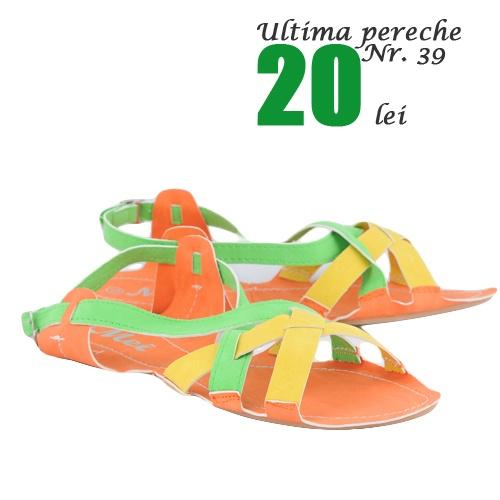 Cumpara acum!  http://www.superpantofi.ro/sandale-funny-colors-986