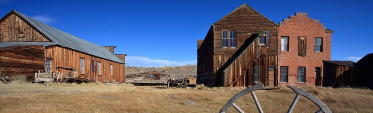 Bodie, CA  State Historic Park