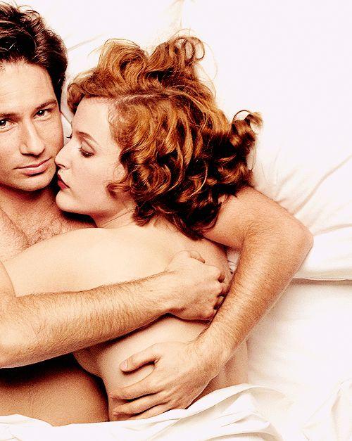 David and Gillian