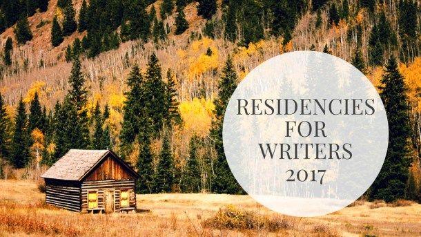 Residencies for Writers in 2017 | Aerogramme Writers' StudioResidencies for Writers in 2017 - Aerogramme Writers' Studio