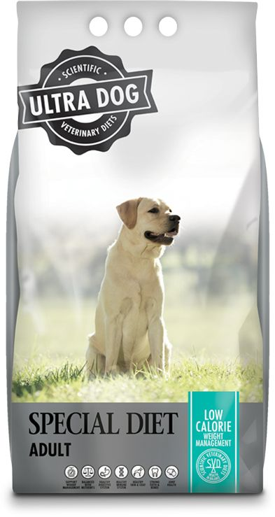 Sometimes a standard adult formula isn't enough for dogs with food allergies. Ultra Dog Hypo-Allergenic has been scientifically developed by our veterinarian and pet food nutritionist, to contain ostrich and potato as novel sources of protein and carbohydrates. These allow your dogs' digestive and immune systems to have a break from their battle against common food allergens. Available in 8kg and 20kg.