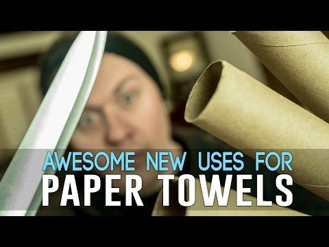 Everyday Paper Towel Tricks That Everyone Should Know. No. 1 Is Nothing Short Of Brilliant. | Newsner