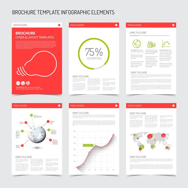 20 best PPT images on Pinterest Graphics, Model and Notebook - powerpoint brochure template