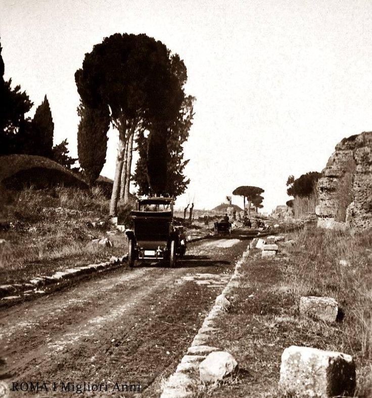 Via Appia Antica 1905