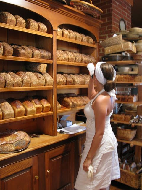 Boulangerie Nieman Kamouraska