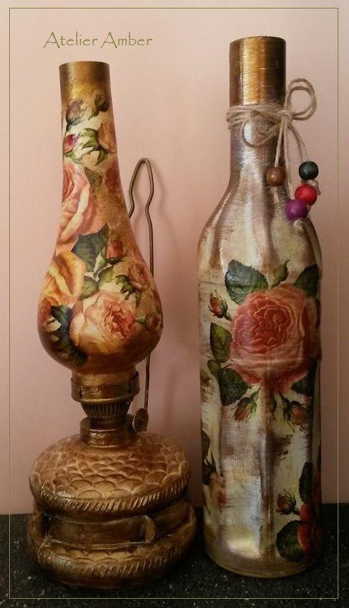 bottles antique collection