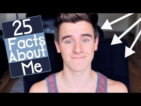 25 Facts About Me | Connor Franta  This video is AMAZAYN!!!! <333