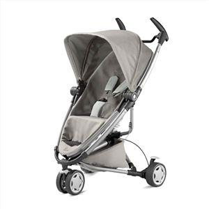 Quinny Zapp Xtra2 Bebek Arabası Grey Gravel Ürettiği bebek arabaları, portbebeler ile bebeğinizle güvenli bir şekilde seyahati ön plana taşıyan ünlü marka Quinny birbirinden şık modelleri ile mağazalarımızda