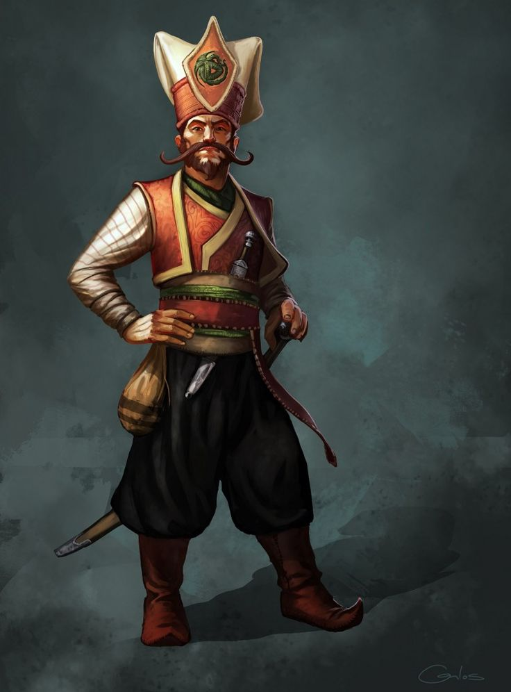 55 best images about Janissaries on Pinterest | Soldiers ...