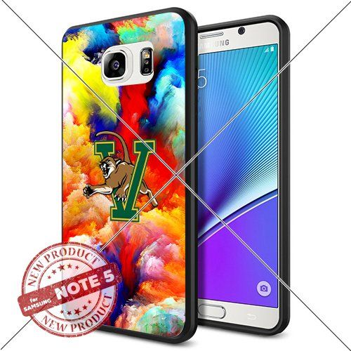 NEW Vermont Catamounts Logo NCAA #1672 Samsung Note5 Black Case Smartphone Case Cover Collector TPU Rubber original by WADE CASE [Colorful] WADE CASE http://www.amazon.com/dp/B017KVO7O6/ref=cm_sw_r_pi_dp_4ohzwb0AK92XG