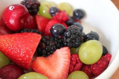 fruit love.