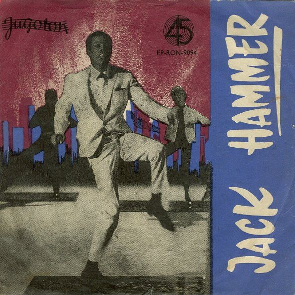 Jack Hammer - Jack Hammer U Twistu (Vinyl) at Discogs