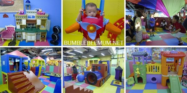 singapore indoor playgrounds for babies under 1 - royce kids gym