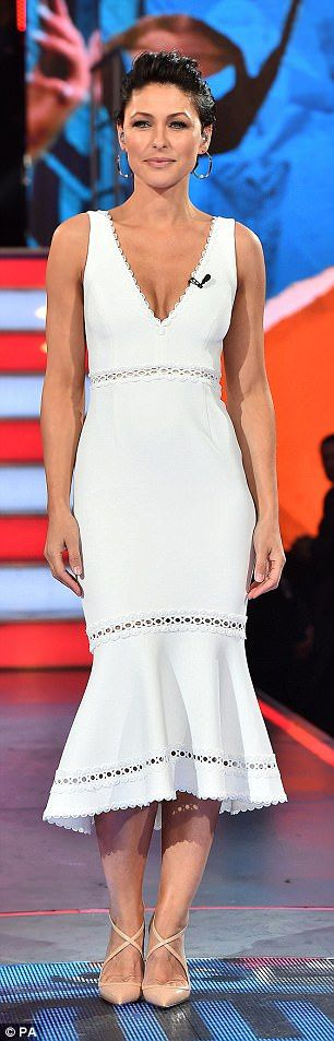 Emma Willis apologises for Big Brother swear 13 MINUTES in #dailymail