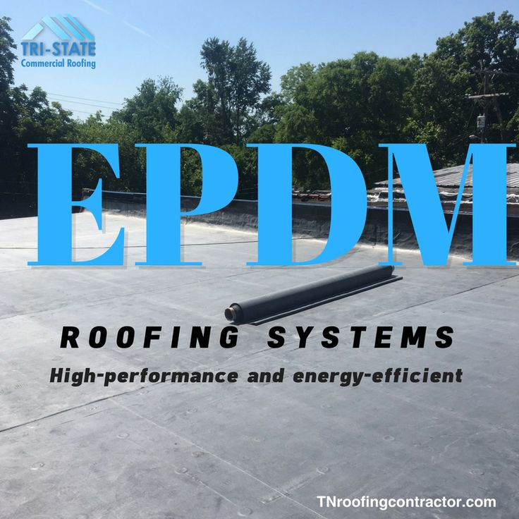 Epdm Roofing Commercial Roofing Epdm Roofing Roofing