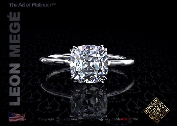 Princessa Engagement Ring