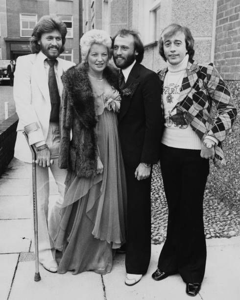 756 Best Bee Gees Barry Robin Mo Andy Images On Pinterest