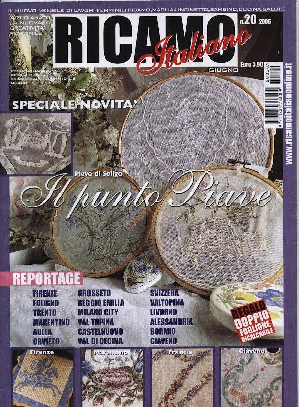 ricamo italiano(ricamo e bolillos) - malo ricami - Álbumes web de Picasa