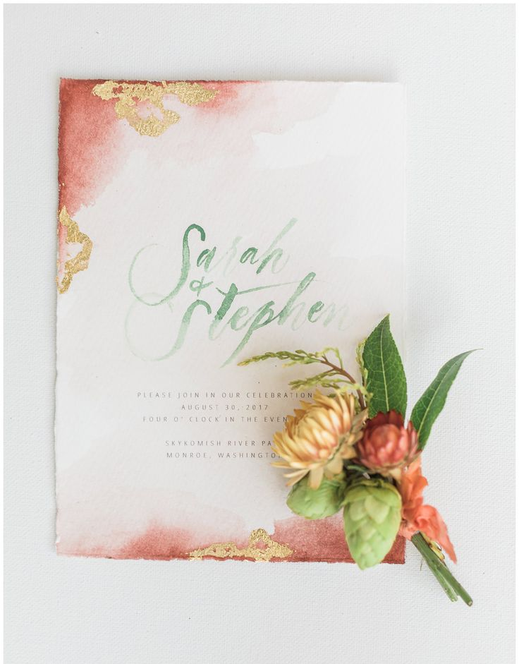 Boho Inspo Wedding Invitation   Rock and Stone Weddings    Joanna Monger Photography
