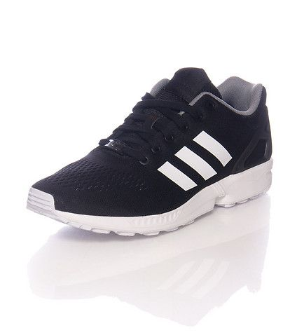 adidas MENS ZX FLUX SNEAKER Black