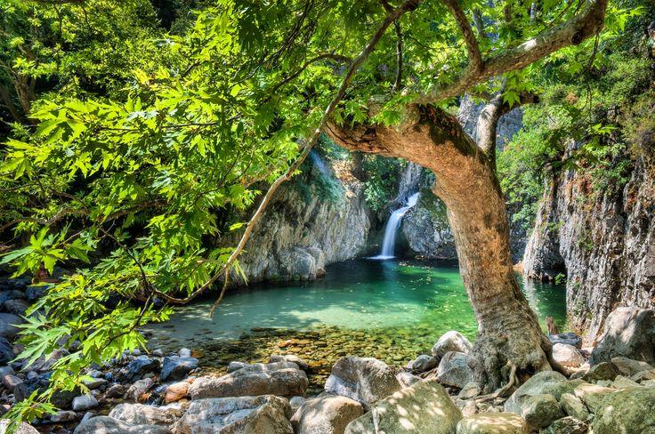 VISIT GREECE| Vathres Samothraki island #visitgreece #greece