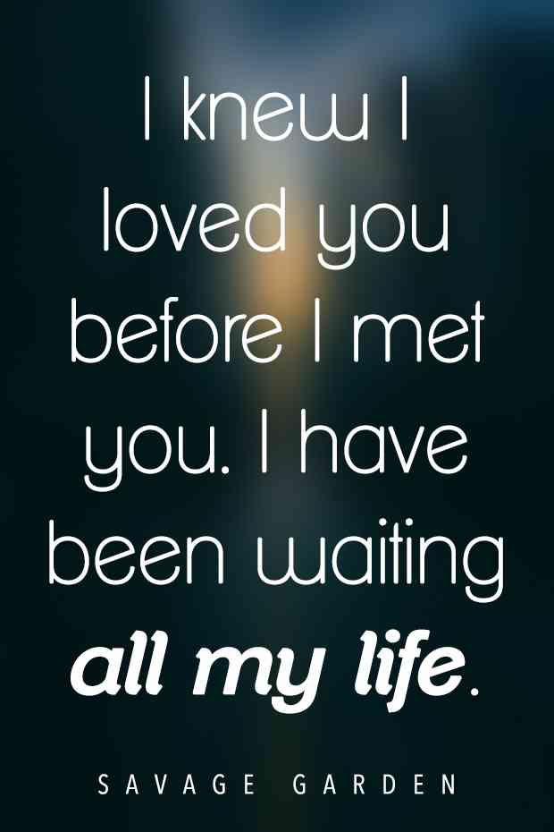 35 Best Love Quotes From Song Lyrics For Your Romantic Music