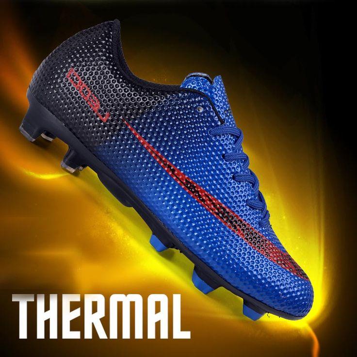 $39.97 (Buy here: https://alitems.com/g/1e8d114494ebda23ff8b16525dc3e8/?i=5&ulp=https%3A%2F%2Fwww.aliexpress.com%2Fitem%2F2016-Size-33-44-Kid-Football-Shoes-Men-Turf-Soccer-Cleats-Boy-Athletic-Sneakers-Soccer-Boots%2F32651938334.html ) 2016 Football Shoes Men Turf Soccer Cleats Boy Athletic Sneakers Soccer Boots Botas De Futbol Chuteira Futebol for just $39.97
