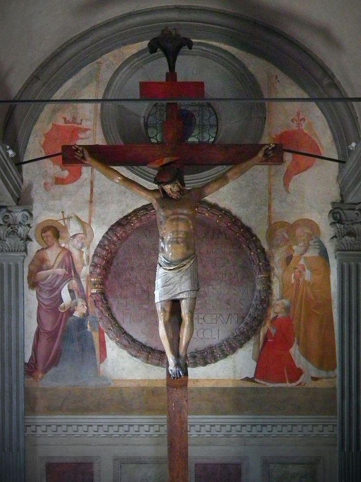 Pescia, San Antonio San Francesco 009 - Category:Neri di Bicci - Wikimedia Commons Cappella Cardini, Chiesa di San Francesco, Pescia, Italy
