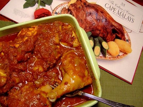 Cape Malay Chicken Curry By Zurie Recipe - Food.com